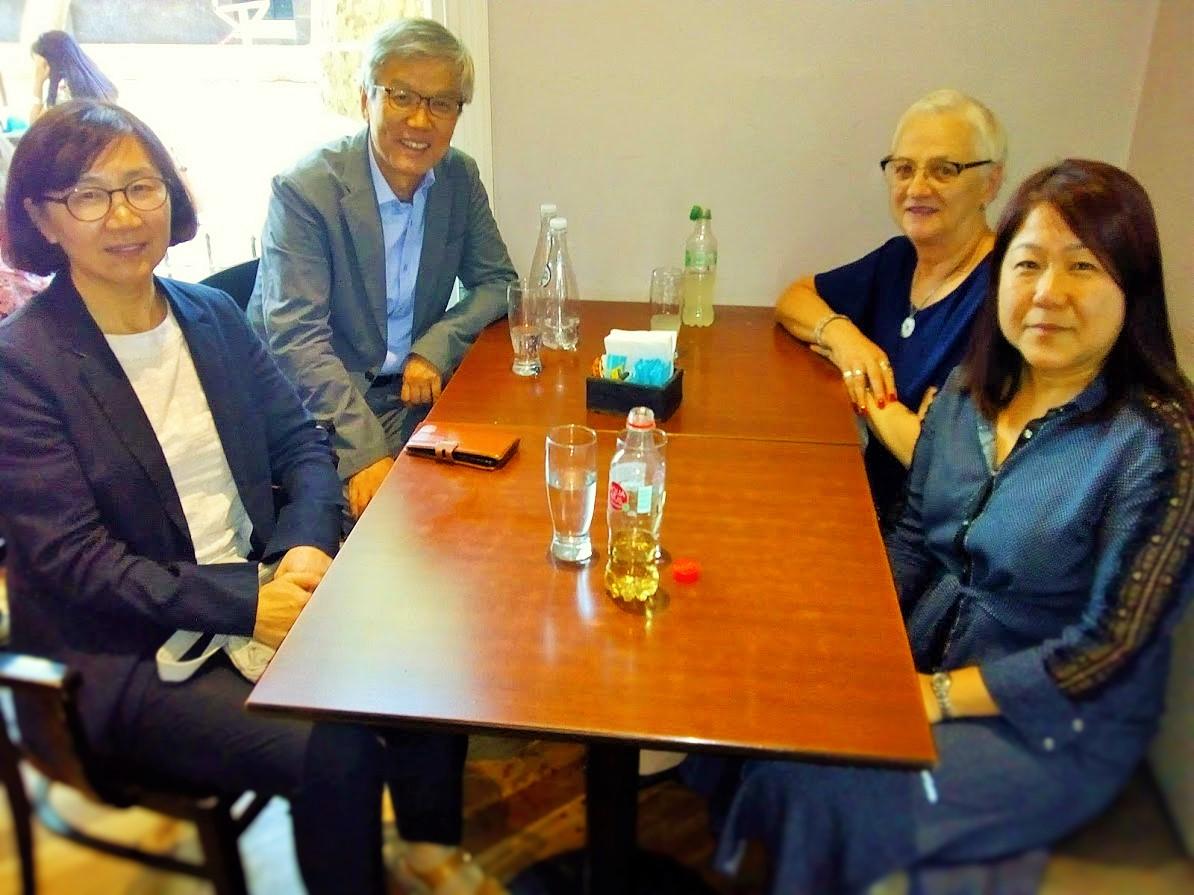 Interés de Corea del Sur para trabajar en conjunto con la Provincia