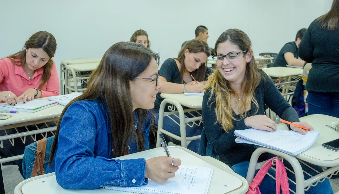 Crece la demanda para estudiar idiomas en la ULP