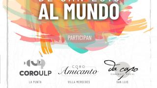 """El coro de la ULP participará del """"Encuentro de Coros de San Luis al mundo"""""""