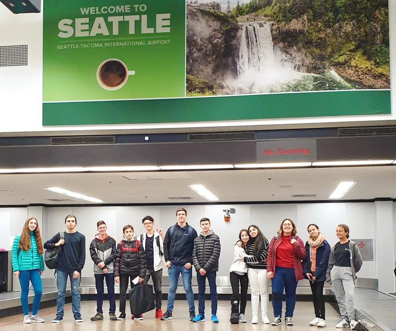 Mega Programadores: de San Francisco a la cuna de la cultura pop de Seattle