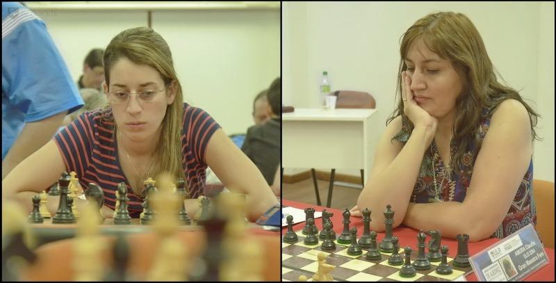 Amura y Luján, cabeza a cabeza en el Campeonato Argentino