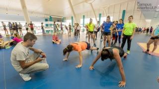 Más de 300 deportistas tuvieron su prueba en el Campus Abierto ULP