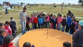 Parada científica: 200 alumnos de Mendoza conocieron el Parque Astronómico
