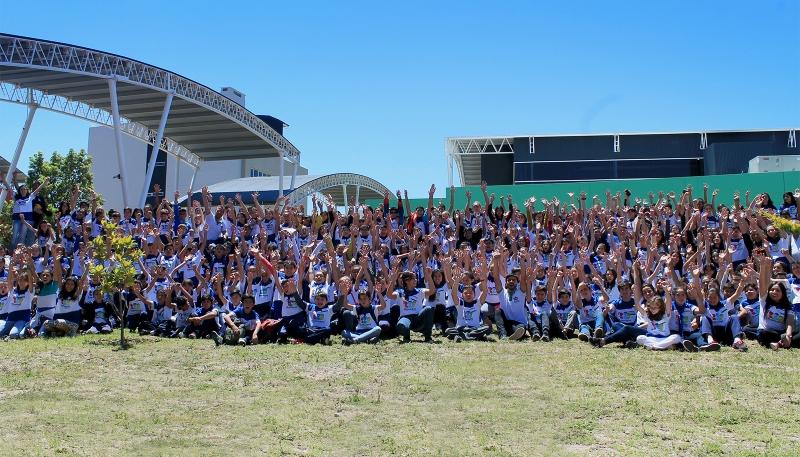 Más de 600 alumnos de toda la provincia participaron en la etapa final  de las Olimpíadas