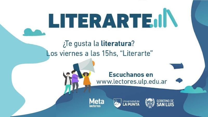"""Con """"Literarte"""", la ULP promueve la lectura en la radio"""