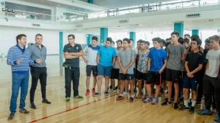 """""""Los deportistas se están dando cuenta que  el Campus Abierto ULP es de ellos"""""""