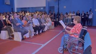 "La historia de Clara Rosa, una de las ""tripulantes"" del PIE"