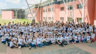 Alumnos de toda la provincia disputaron la etapa final de las Olimpíadas del Conocimiento