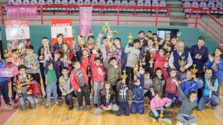 Los Intercolegiales de Ajedrez ya tiene a sus ganadores