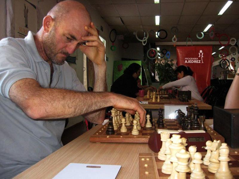 Los ajedrecistas ciegos de la ULP sumaron valiosos puntos para el Grand Prix ACUA