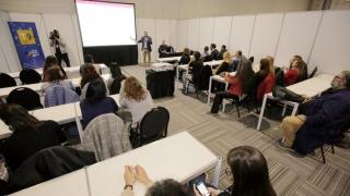 """Científicos 3.0 y Foldscope se presentaron en el XX Encuentro internacional """"Virtual Educa"""""""