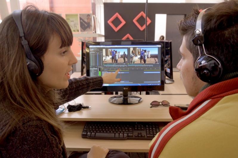Tecnología y educación en un campus de vanguardia