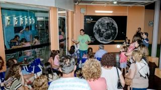 Cientos de visitantes disfrutaron del PALP y la Maqueta Programable este domingo