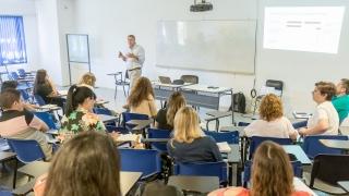 Se dictó una capacitación en el Sistema de Gestión Educativa 3.0