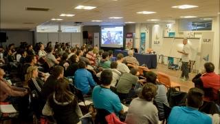 Teoría y destreza física en las segundas jornadas deportivas de la ULP
