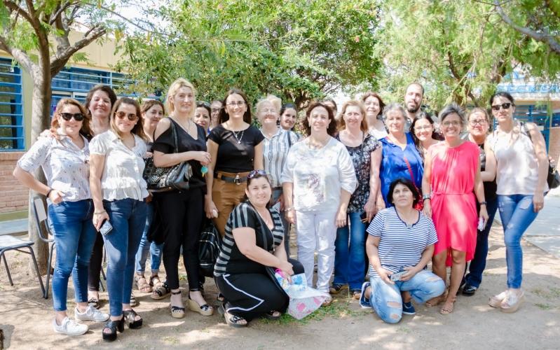 La ULP se unió a una charla concientizadora de líderes femeninas