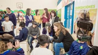 """Las iniciativas de la ULP en la Escuela """"Maestra Rosenda Quiroga"""""""
