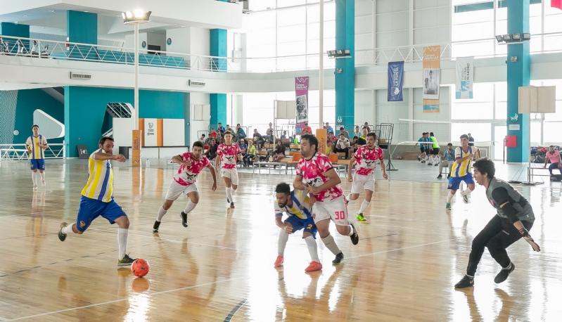 El futsal de Primera A y B continúa este fin de semana en el Campus