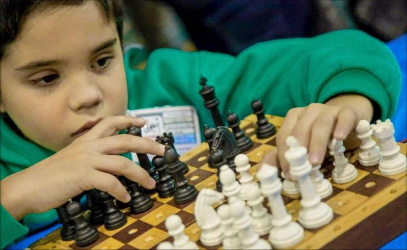 En 2015 el ajedrez escolar alcanzó a más de 27 mil chicos