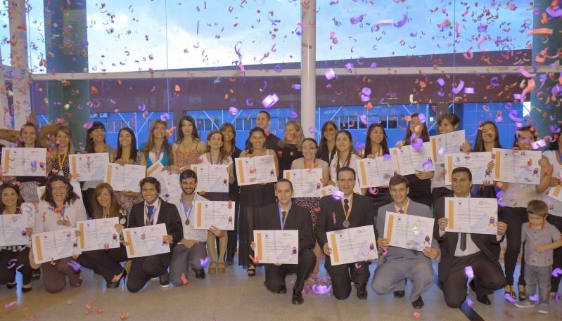Egresados 2014: la ULP agasajó a sus nuevos profesionales