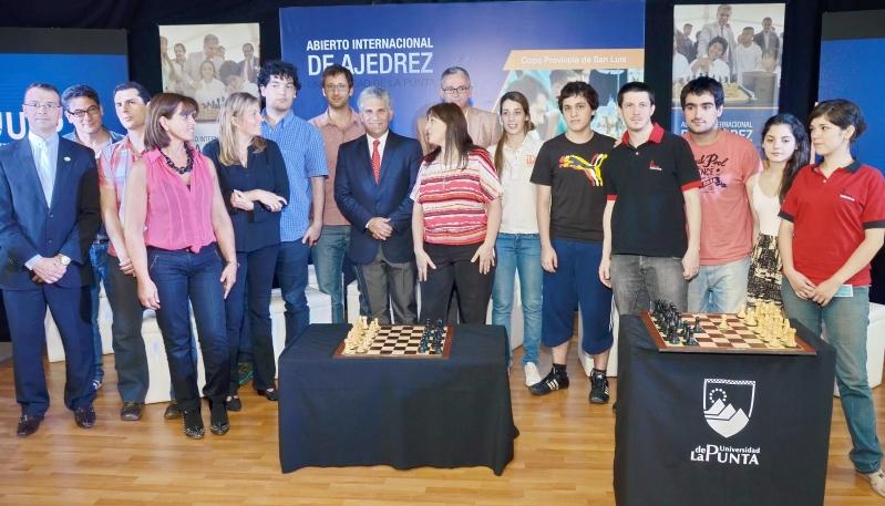 Después del sueño olímpico, los reyes y damas argentinos conquistan los tableros en San Luis