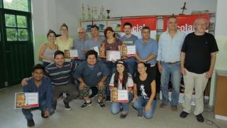 """Diego Flores se consagró campeón en el Torneo de Ajedrez """"El Caldén"""""""