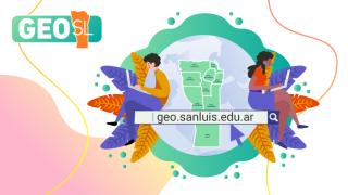 GeoSL: nueva plataforma para aprender de geografía e historia puntana