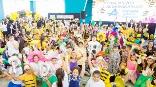 """La Escuela Pública Digital """"Albert Einstein"""" cerró el año con creatividad, arte y aprendizaje"""