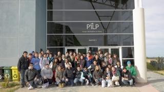 Alumnos de Mar del Plata visitaron la ULP