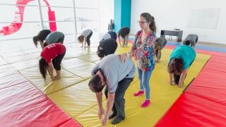 La ULP apuesta al stretching para optimizar el bienestar de los empleados