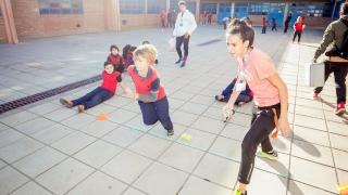 La segunda etapa del mapa deportivo comienza en Villa Mercedes