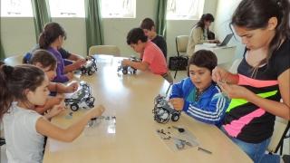 Alumnos del sur provincial se divirtieron con los robots de la ULP