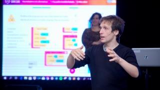 Se realizó el cuarto encuentro de MiniProgramadores 3.0