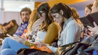 Los docentes de las Escuelas Públicas Digitales se capacitan en plataformas digitales de la provincia