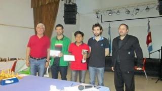 Pablo Acosta, el ajedrecista de la ULP que sigue cosechando triunfos