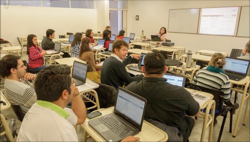 Portal educativo: referentes de toda la provincia se capacitaron en nuevas herramientas interactivas