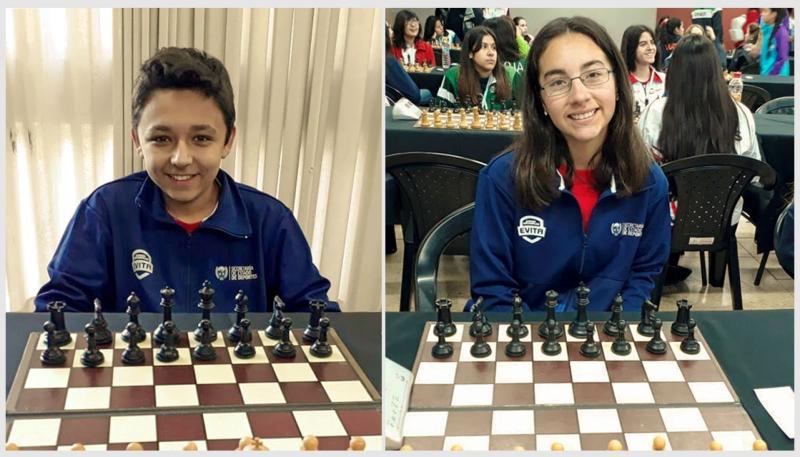 Los ajedrecistas puntanos desplegaron su talento en los Juegos Nacionales Evita 2017
