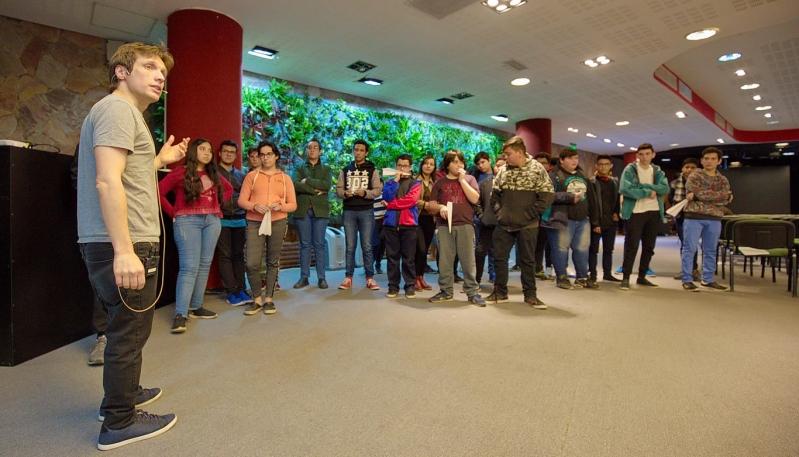 Trabajo en equipo y programación fueron los ejes del 4º Encuentro de MegaProgramadores 3.0