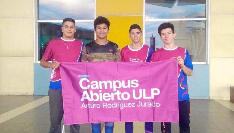 El equipo de lucha del Campus hizo podio en Buenos Aires y Oyola confirmó su lugar en la Selección