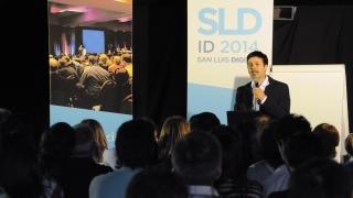 A sala llena, do Rego adelantó las tecnologías que cambiarán nuestras vidas en 2015