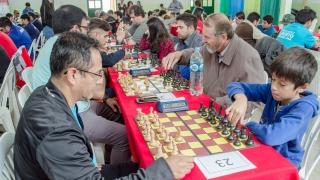 "Amplia convocatoria en el Torneo de Ajedrez ""El Caldén"""