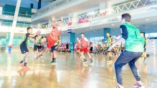 La Copa ULP de Handball se jugó hasta pasada la medianoche del sábado: hoy se define