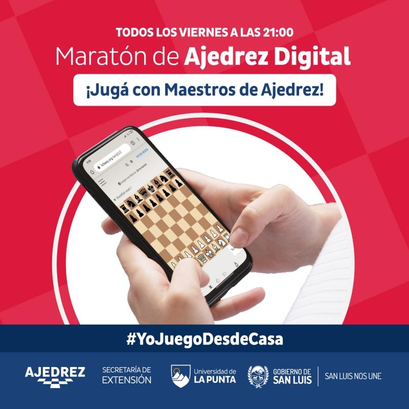 """Hoy se realiza el torneo digital """"Día del Trabajador"""""""