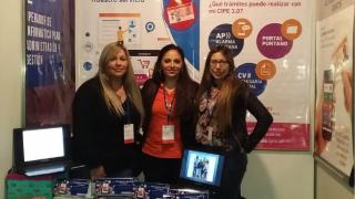 """El proyecto """"Ciudadanía Digital Puntana"""" presente en Tecnópolis"""