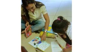 Contextos, una contención para la espera pediátrica en el Cerhu