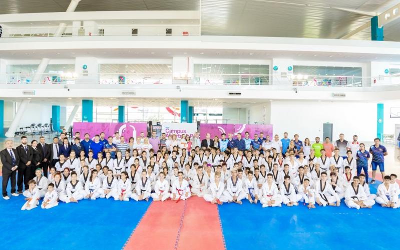 El taekwondo nacional respira en San Luis