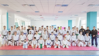 La Selección Argentina de Karate entrenó en el Campus ULP
