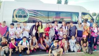 """Los equipos del Campus compiten en el """"1° Encuentro Nacional de Handball"""""""