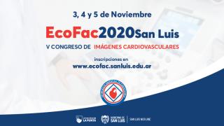 De forma completamente online se llevará a cabo el V Congreso Argentino de Ecocardiografía e Imágenes en Cardiología