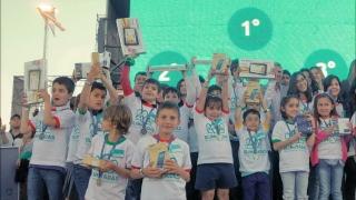 Con la participación de miles de chicos, la edición 2015 tiene su gran cierre